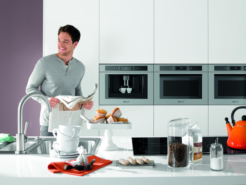 innovation den kunden im blick presse bauknecht. Black Bedroom Furniture Sets. Home Design Ideas