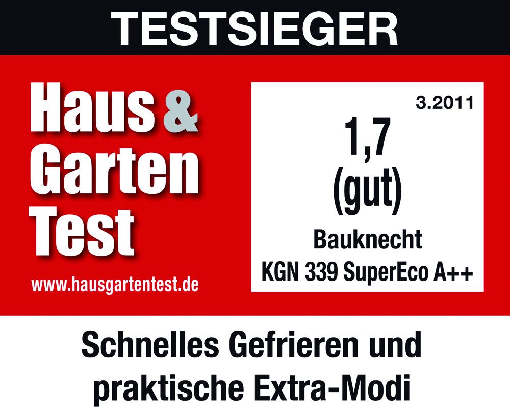 Haus Und Garten Test : bauknecht zum testsieger gek rt presse bauknecht ~ Whattoseeinmadrid.com Haus und Dekorationen