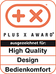 Plus X High Quality Design Bedienkomfort_klein