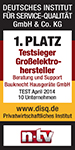 n-tv-Testsieger-Grosselektrohersteller-Beratung-Support-2014-Bau