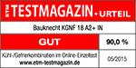 Bauknecht_Logo_KGNF 18 A2+ IN