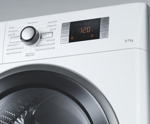 Waschtrockner von Bauknecht