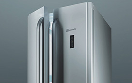 Amerikanischer Kühlschrank Schmal : Khlschrank side by side schmal affordable cool general electric