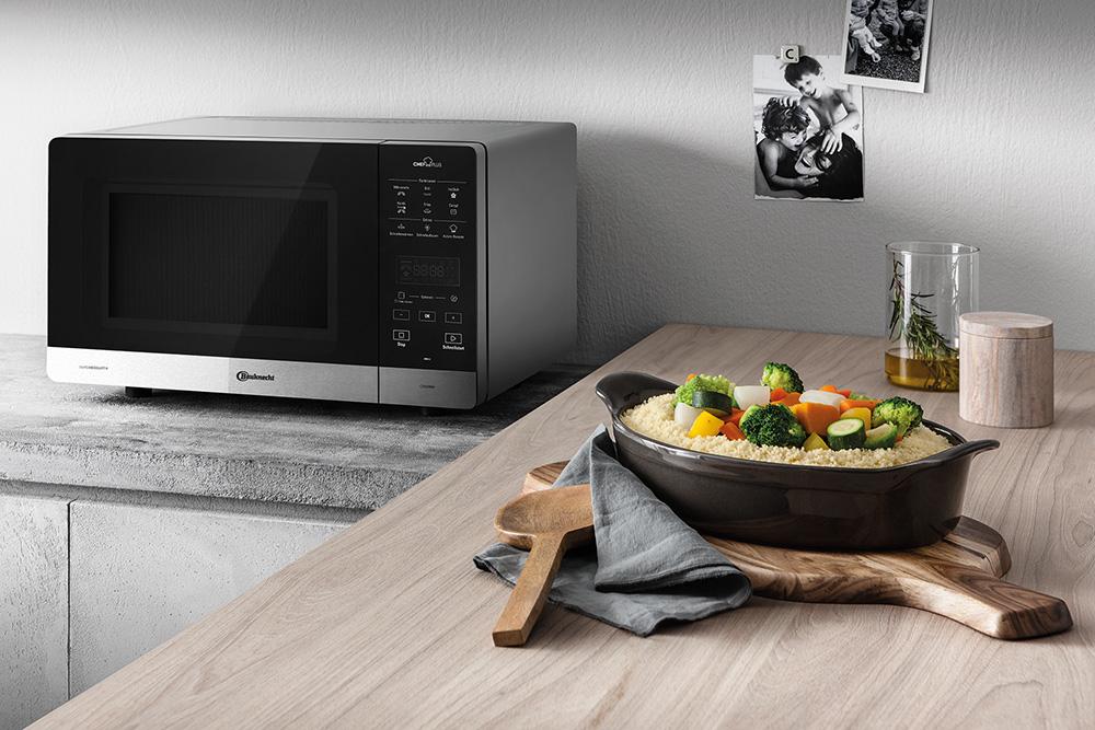 die chef plus von bauknecht liefert kulinarische. Black Bedroom Furniture Sets. Home Design Ideas