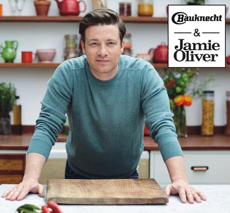 Bauknecht Partnerschaft mit Jamie Oliver