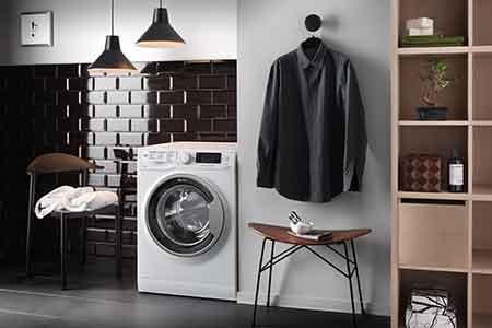 vom fleck weg berzeugend das innovative antiflecken 100 programm von bauknecht presse bauknecht. Black Bedroom Furniture Sets. Home Design Ideas
