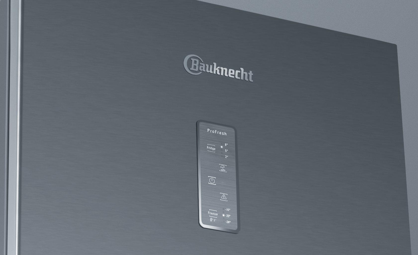 Kühlschrank No Frost Bauknecht : Ultimate nofrost: kühlen und gefrieren ohne kompromisse u2013 presse
