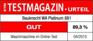WA Platinum 881
