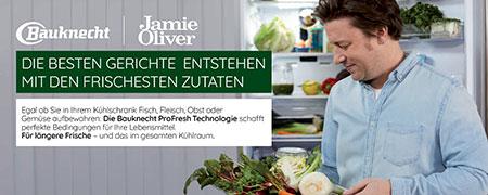 Bauknecht Jamie Oliver Tent-Card