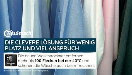 Bauknecht - Clevere-Lösungen