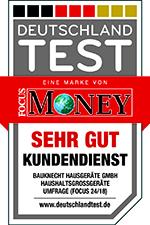 """Bester Kundendienst von Bauknecht zum vierten Mal in Folge mit """"SEHR GUT"""" ausgezeichnet"""