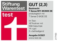 Stiftung Warentest Bauknecht